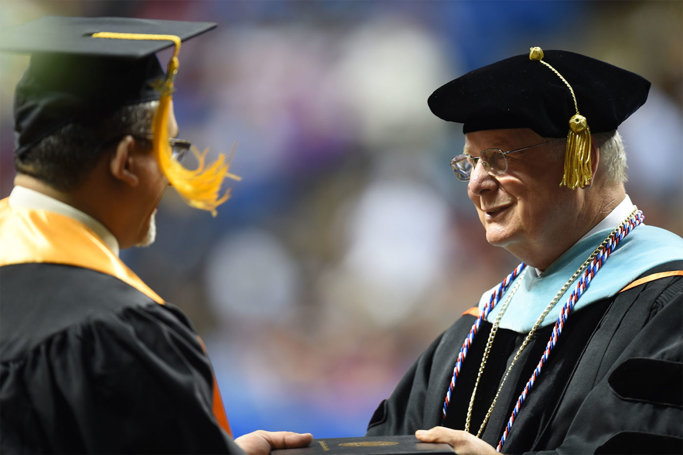 Dr Keen Graduation