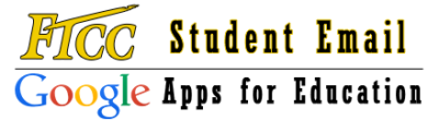 Student Email Logo