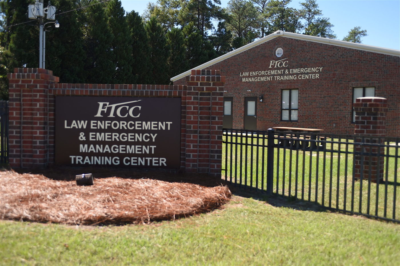 FTCC Law Enforcement and Emergency Management Training Center