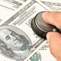 Examination of us dollar