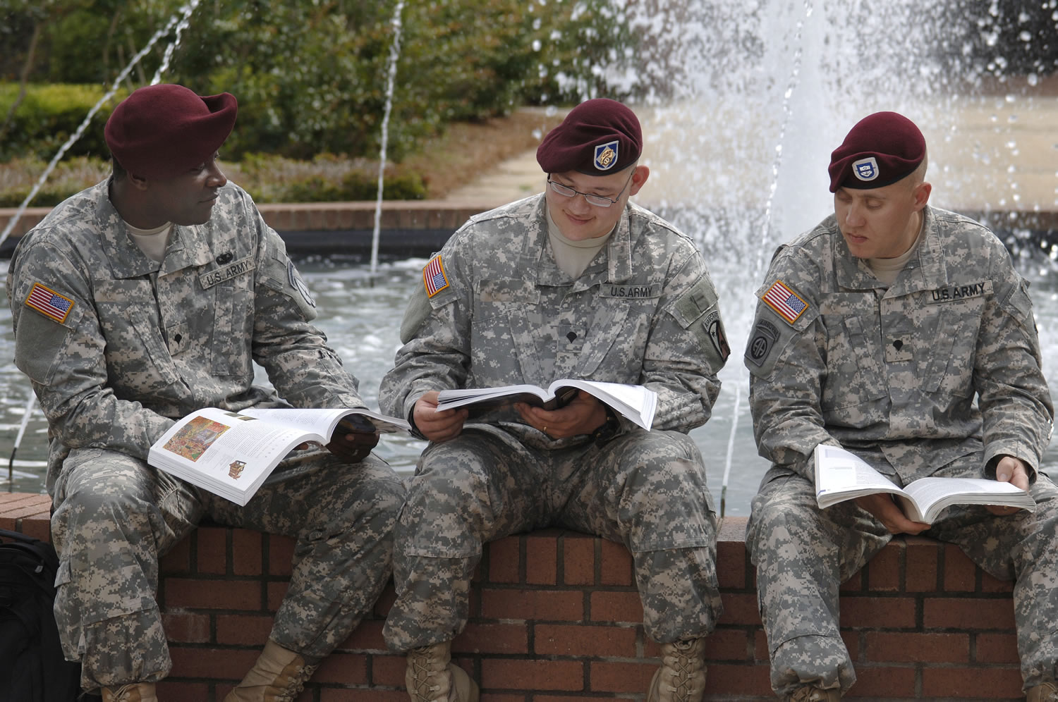 Credit for Military Training - Fayetteville Technical Community College