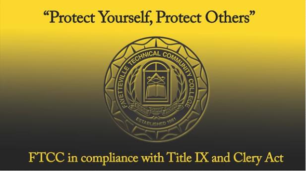 Title IX opening
