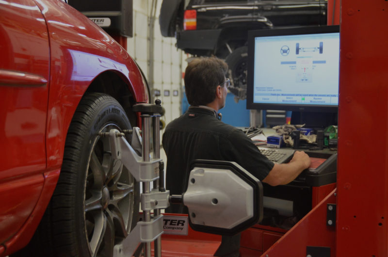 Automotive Systems Diagnostics