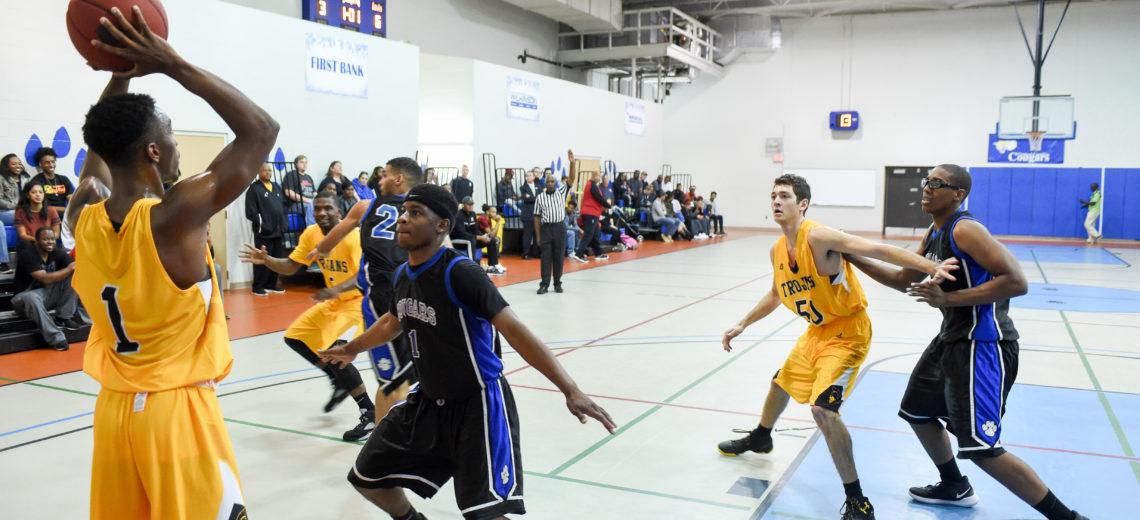 Fayetteville Tech Trojans Sporting Event