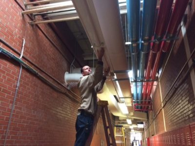 Replacing Lamps