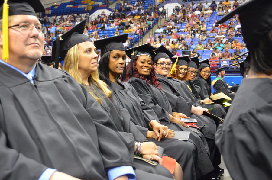Graduation - Fayetteville Technical Community College