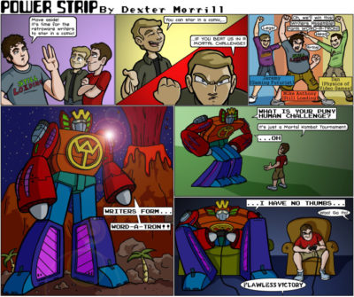 Dextermorrillpowerstripcomic2018