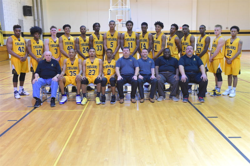 Mens Basketball Team