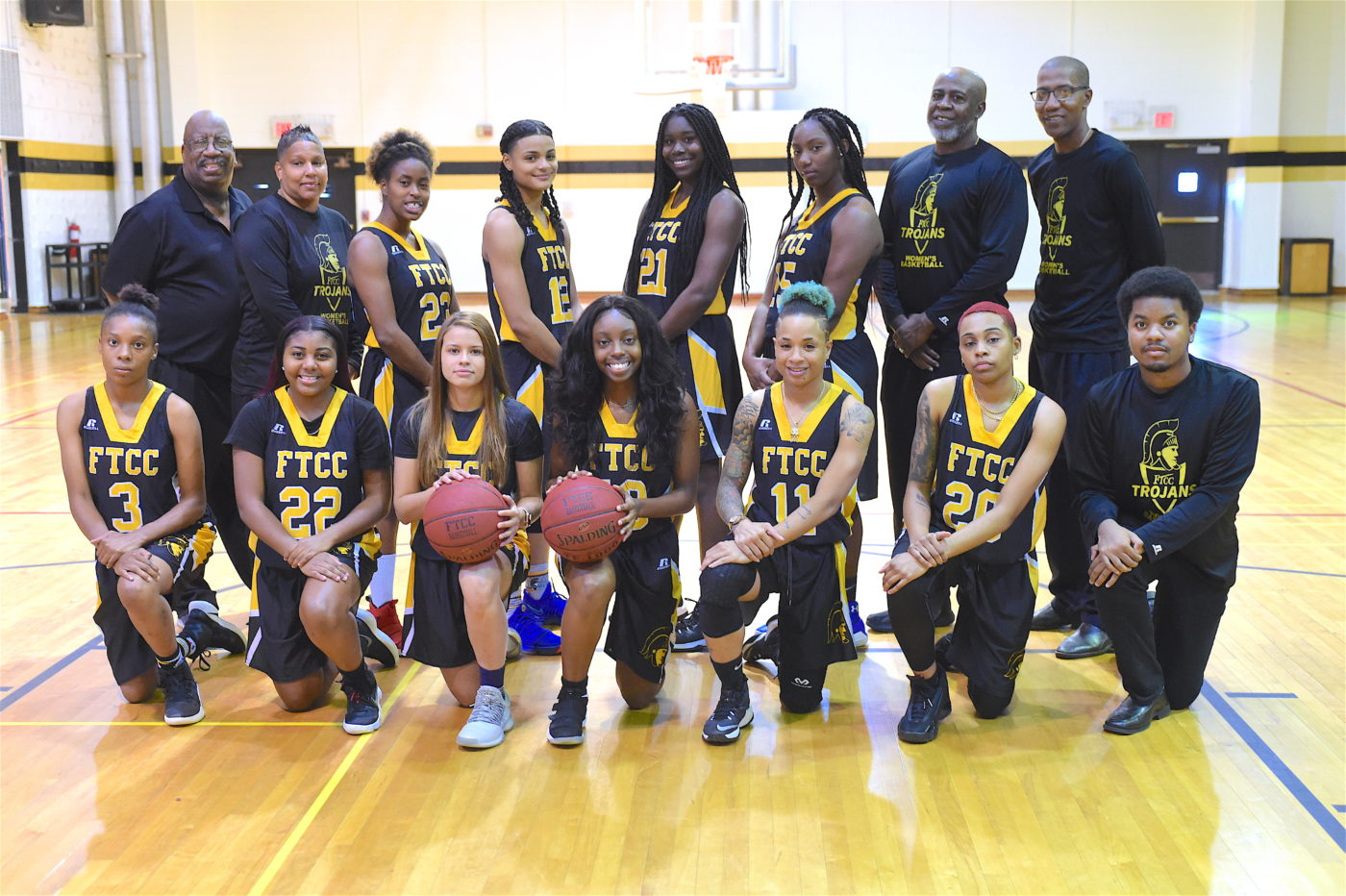 Womensbasketballteam