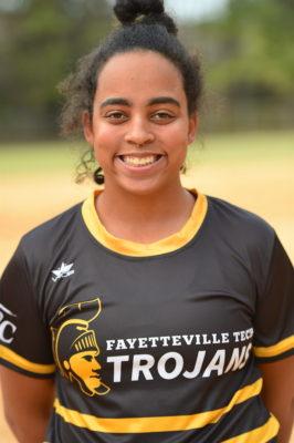 Dominique Brown softball 5