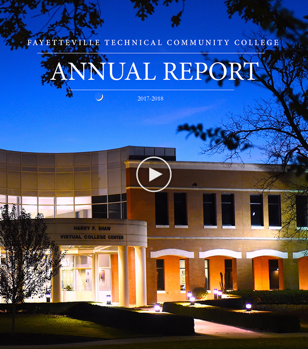 2018 Annual Report Cover