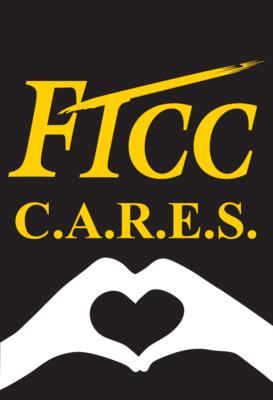 Ftcc Cares ogo