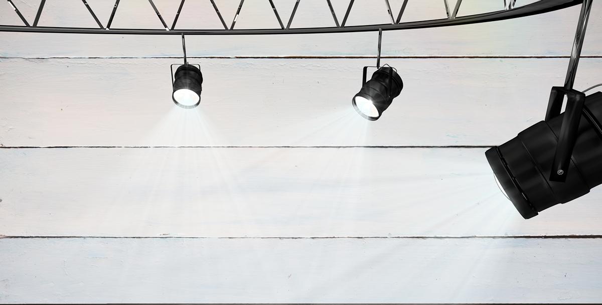 Overhead Spotlights