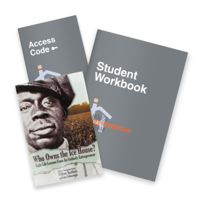 Ice House Book And Student Materials