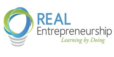 Real Entrepreneurship Horizontal Logo
