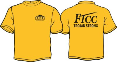 Ftcc Trojan Strong T-Shirt