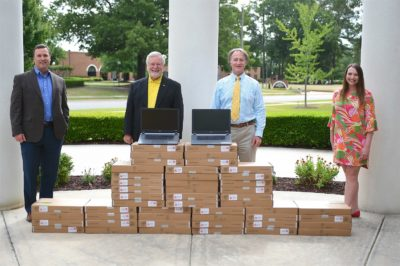 Ftcc Foundation Gives 50 Chromebooks To Ftcc (1)