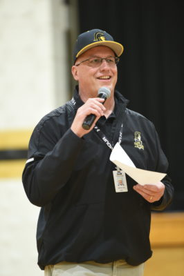 FTCC AD Mike Neal