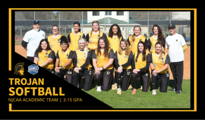 Softball Academic Team