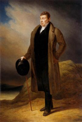 Lafayette Portrait By Ary S
