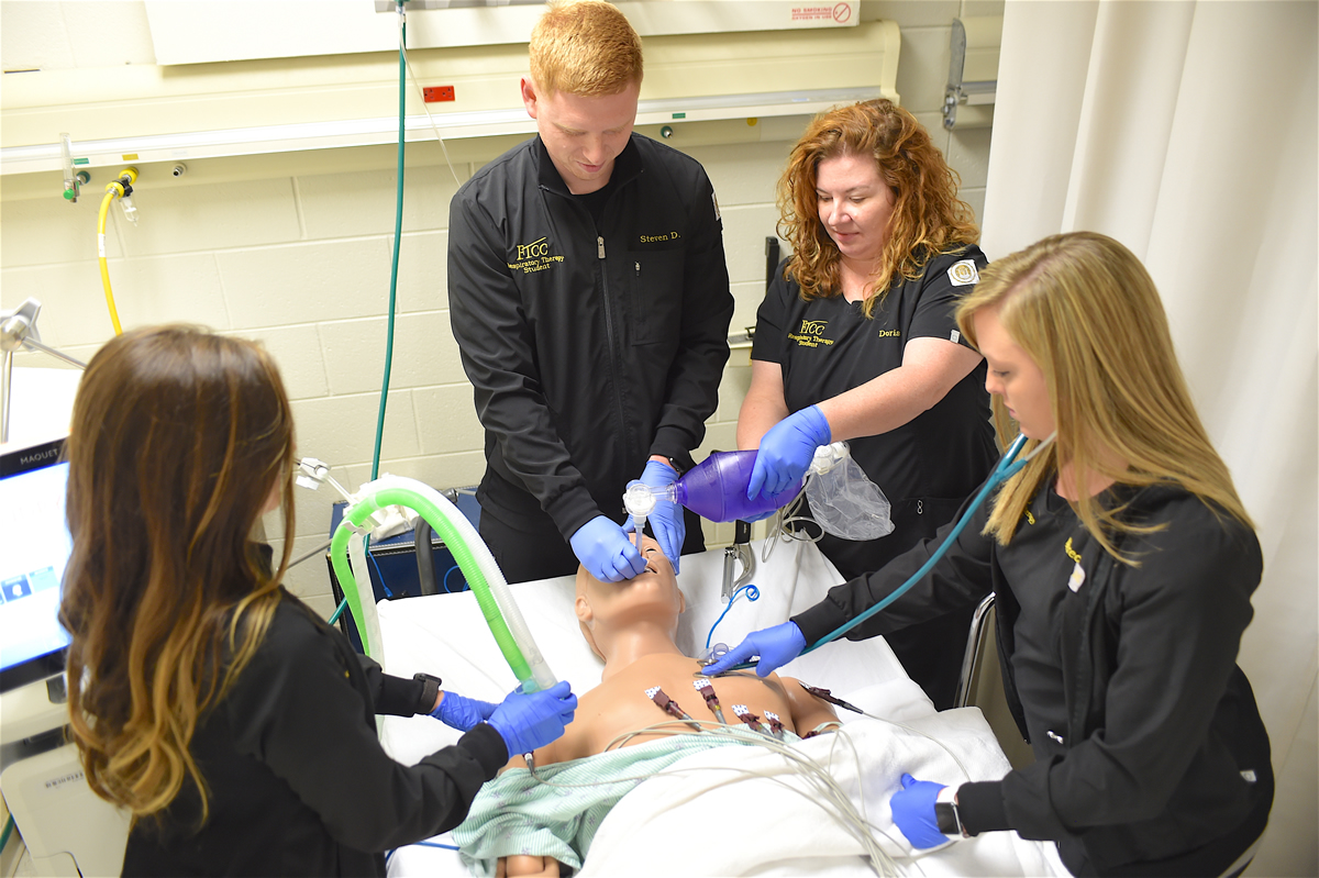 FTCC Respiratory Therapy