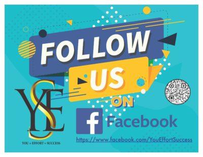 Y.e.s. Facebook Flyer