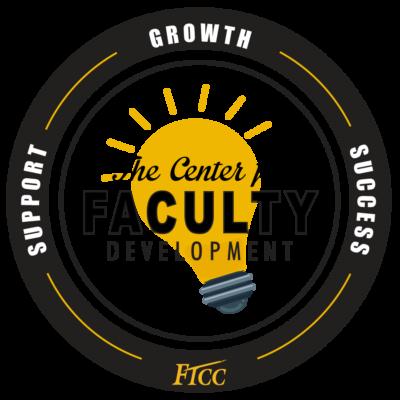 Center For Faculty Development Logo Final