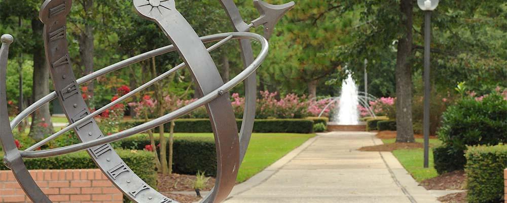 Sundail Fountain
