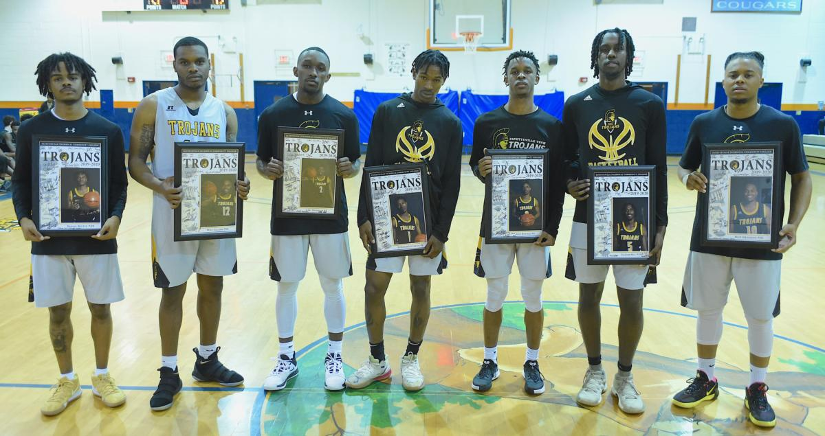 Men's Basketball Sophomore Night - Feb. 19, 2020