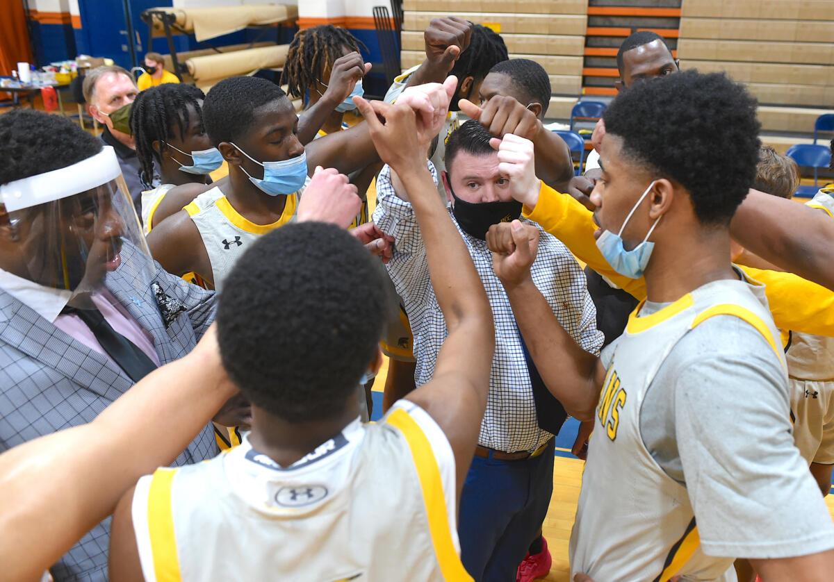 Men's basketball vs Bryant & Stratton - Feb. 7, 2021