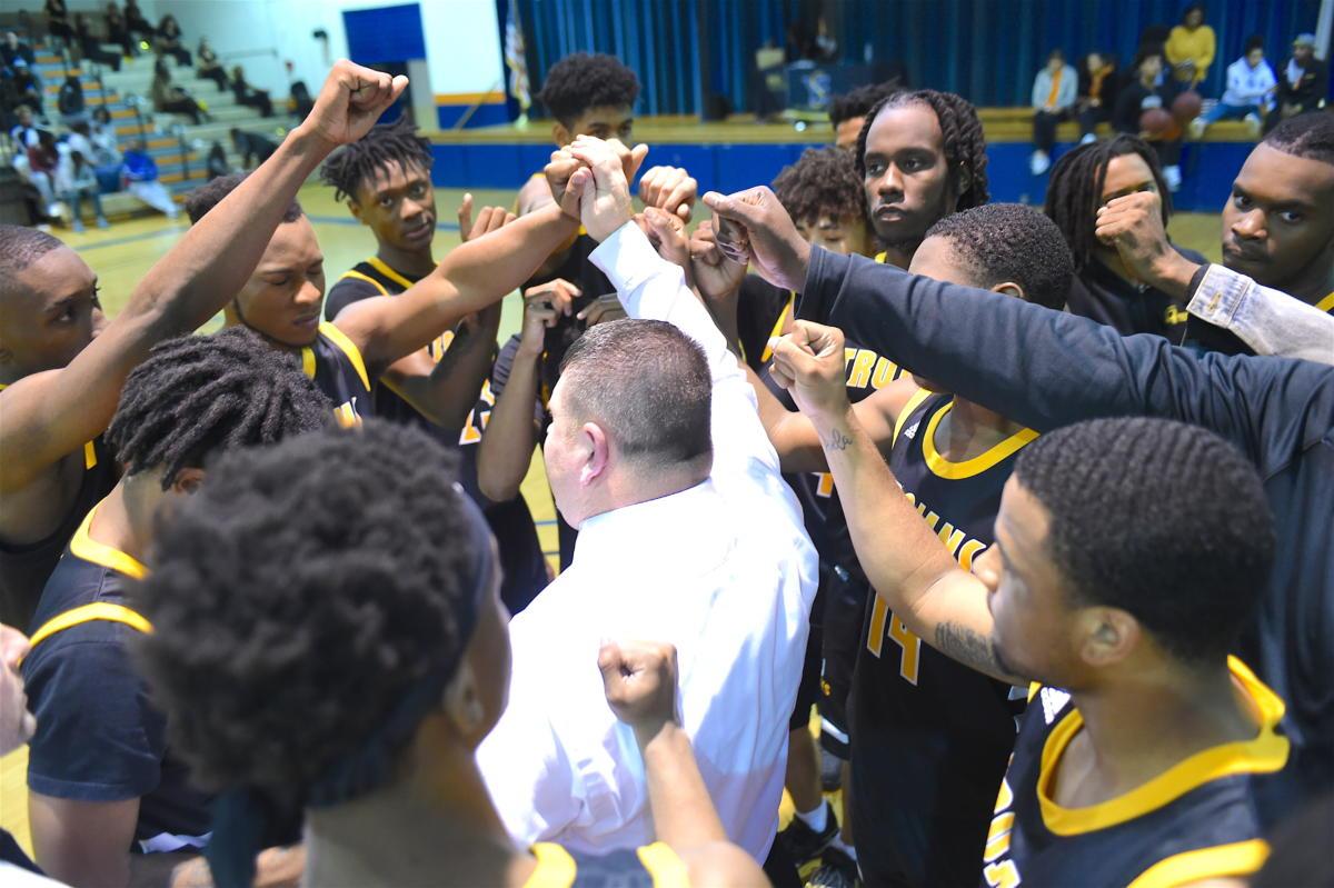 Men's Basketball vs. Wake Tech - Nov. 13, 2019